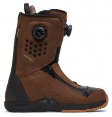 Коричневые мужские сноубордические ботинки travis rice
