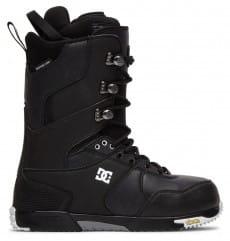 Черные мужские сноубордические ботинки the laced