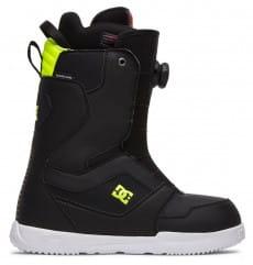 Черные мужские сноубордические ботинки scout