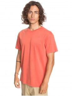 Оранжевый мужская футболка acid sun