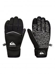 Синие мужские сноубордические перчатки method