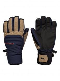 Синие мужские сноубордические перчатки hill gore-tex®