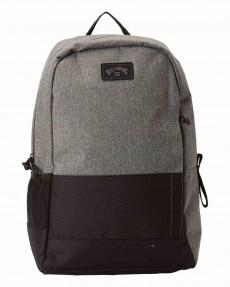 Серый мужской рюкзак command lite