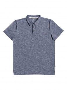 Мультиколор мужская рубашка-поло sun cruise stretch