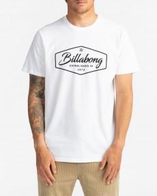Мультиколор мужская футболка trademark