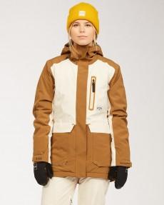 Коралловый водостойкая женская куртка adventure division trooper stx