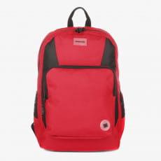 Розовый рюкзак среднего размера locker 23l
