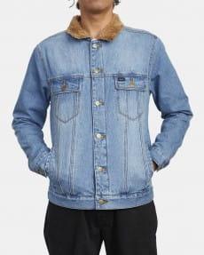 Мужская джинсовая куртка Daggers