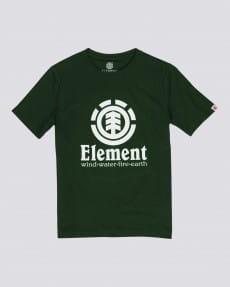 Детская футболка с коротким рукавом Vertical