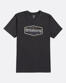Серый мужская футболка montana