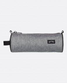 Серый пенал barrel