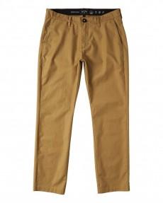 Бежевые мужские брюки adventure division surftrek