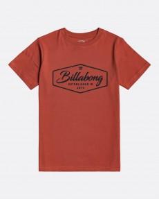Красный детская футболка trademark