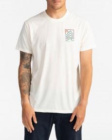 Мужская футболка Adventure Division Peak