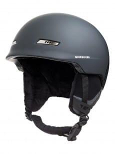 Черный мужской сноубордический шлем play