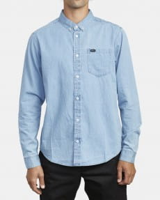 Мужская рубашка с длинным рукавом Hastings