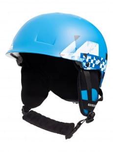 Бежевый детский сноубордический шлем empire