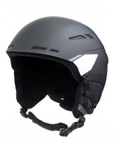 Черный мужской сноубордический шлем motion