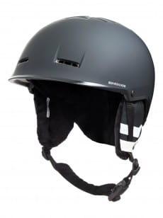Черный мужской сноубордический шлем skylab srt