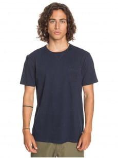 Синий мужская футболка entre pin et mer