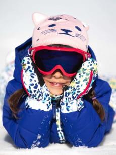 Детские сноубордические варежки Snow's Up 2-7