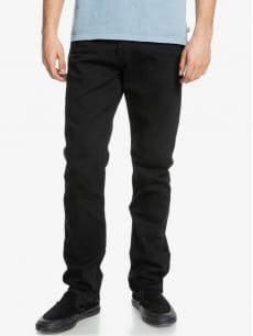 Фиолетовые мужские классические джинсы aqua cult