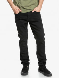 Фиолетовые мужские прямые джинсы modern wave