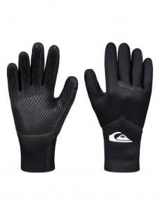 Черные детские неопреновые перчатки 2mm syncro plus