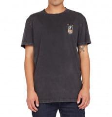 Серый мужская футболка day one