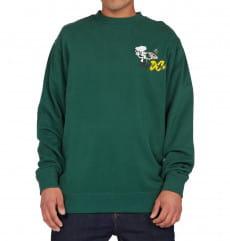 Зеленый мужской свитшот 94 special