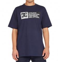Синий мужская футболка density zone