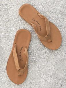 Коричневые женские кожаные сандалии lorraine