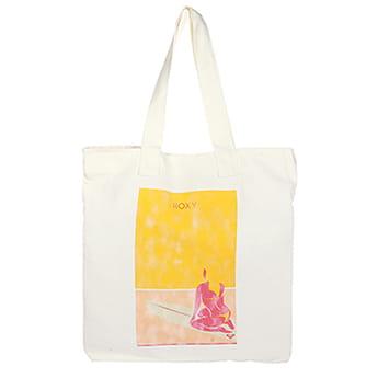 Желтый женская сумка-тоут beautiful destination — organic tote bag