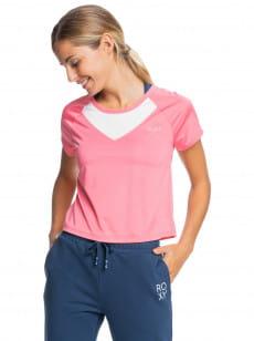 Женская спортивная футболка Sunset Temptation