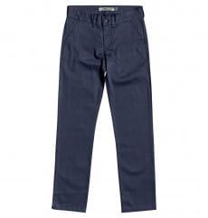 Синий детские брюки-чинос worker 8-16