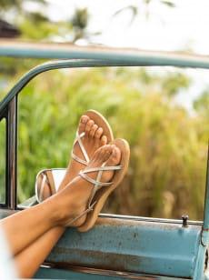 Женские сандалии Peyton
