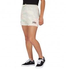 Белый женские спортивные шорты trippin
