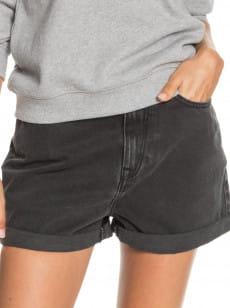 Женские джинсовые шорты-мом Here Its Me Black