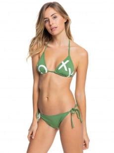 Зеленый женское бикини beach classics