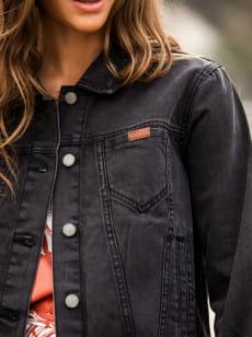 Женская куртка-тракер True Star Black