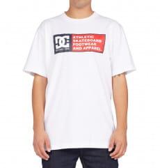 Белый мужская футболка density zone
