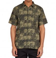 Мужская рубашка с коротким рукавом Tactics