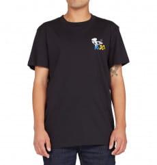 Черный мужская футболка 94 special