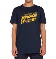 Синий мужская футболка hot 94