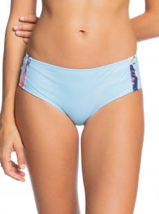 Голубой женские плавки roxy fitness