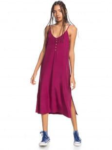 Розовый женское платье coral spring