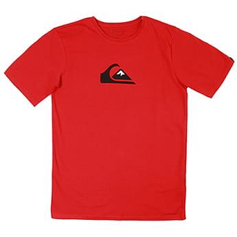 Красный детская футболка comp logo 8-16