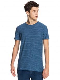 Синий мужская футболка kentin