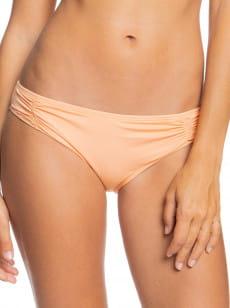 Персиковые женские плавки beach classics