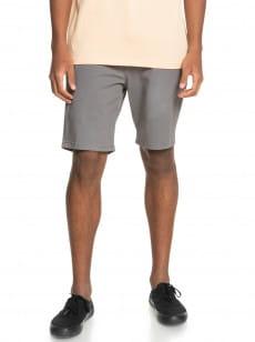 Серый мужские шорты-чинос krandy